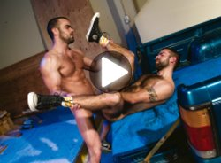steve cruz and damien crosse